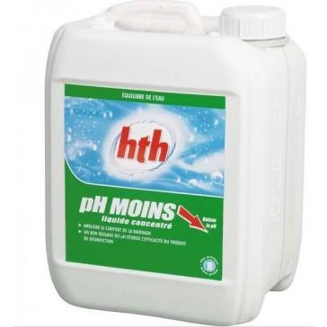 pH MOINS LIQUIDE (pompe doseuse)