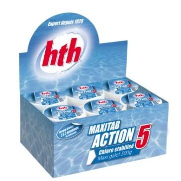 MAXITAB ACTION 5 - IDEAL ABSENCES PROLONGEES Bloc de 500 g
