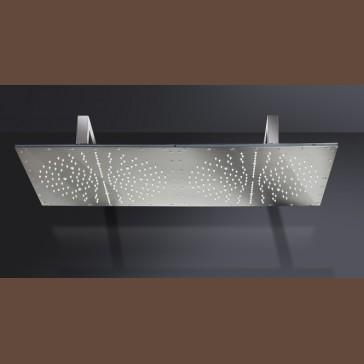 Tête de douche SENA à LED 80x40cm